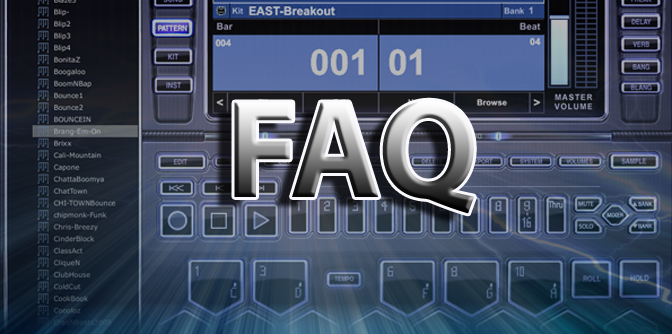 btv solo beat making software faq