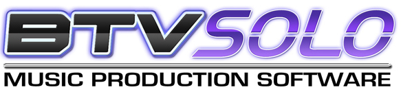 btv solo music production beat making software